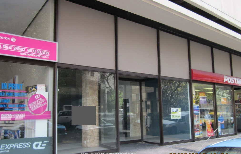 Retail space in long street cbd commercial property in for Motor city beauty salon