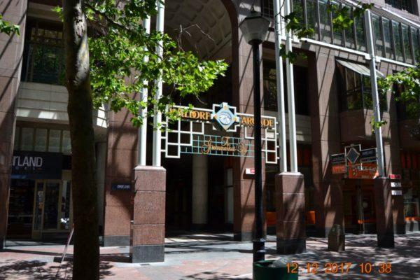 St Georges Mall, Waldorf Street, Cape Town CBD - 92m²