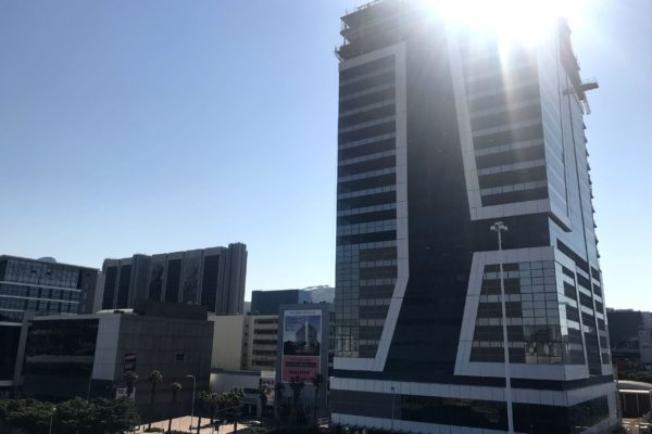 The Halyard, cnr of Christiaan Barnard Street & Martin Hammerschlag Way, Foreshore, Cape Town - 1500m²