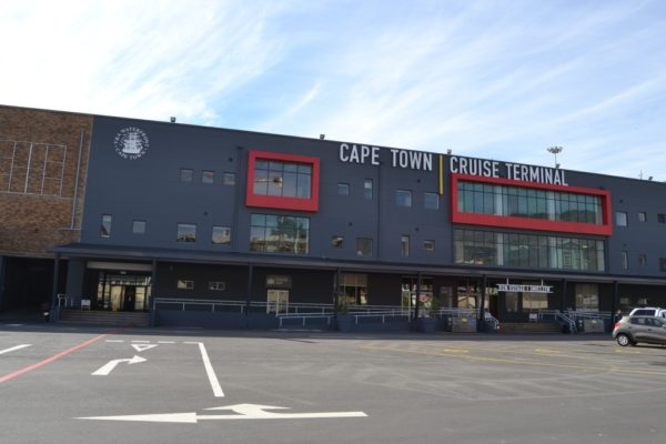 Cape Town Cruise Terminal, Duncan Road, V&A Waterfront - 450m²