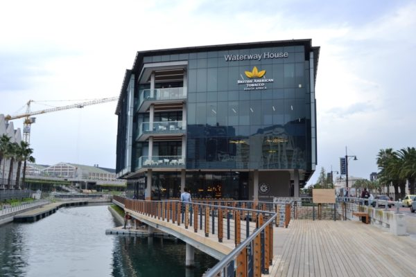 850m² - Waterway House, North 1, Dock Road, Canal District, Waterfront