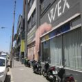 LET BY COMMERCIAL SPACE – Woodstock Exchange,  Cnr Albert and Station Roads – 55m²