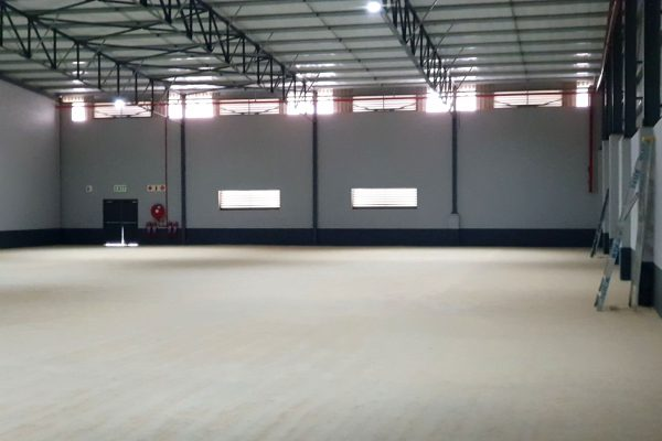 1245m²- Brand new warehouse to let in Atlantic Hills