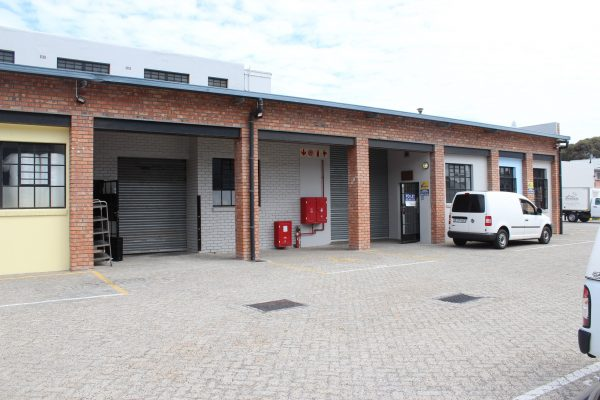 139m² - Light Ind Unit in secure business park – The Meat Factory Maitland
