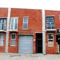 105m² – Ground floor unit with roller shutter door + tenant parking in front of unit