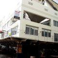 115m² – 107 Bree Street above La Parada Restaurant City Centre