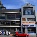 163m² – 1st floor office space Chiappini Street De Waterkant