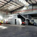 745m² – Kinghall Business Park Warehouse to let in Epping II