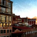 127m² – Old Castle Brewery Building Basement / lower Ground floor unit