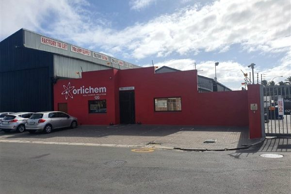 1,617m² - Warehouse/workshop To Let in Beaconvale