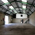 300m² – Malleon Industrial Park secure double volume warehouse Epping 2