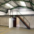 300m² – Malleon Industrial Park Double volume warehouse in light industrial park Epping