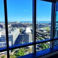 1,001m² – Top floor premium A grade office space with views over the city, Atlantic Ocean and beyond!