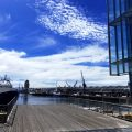 1,120m² – The Silo premium AAA grade space at the Waterfront