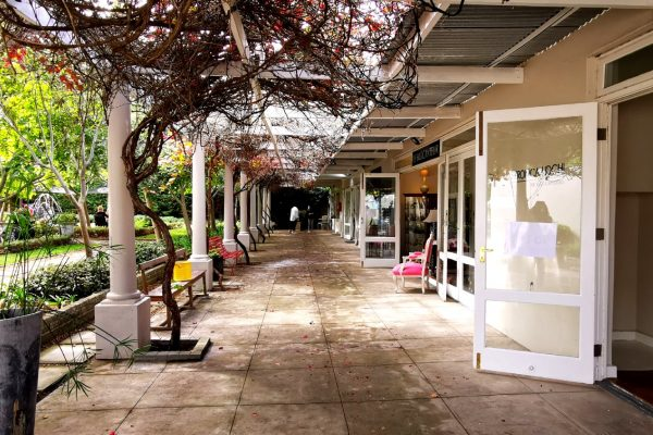 35m² - Rare opportunity to have your own space in the gorgeous centre, Courtyard 53 Constantia