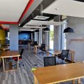 918m² – Ground floor office space in Phillip Morris building Century City