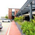 203m² – Brickfield Canvass white boxed office Brickfield Road, Salt River