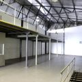 459m² – Ground floor light industrial unit with mezzanine, Woodstock