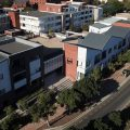 92.2m² – Manhattan Corner, Campus Style Ground Floor Offices To Let in the Heart of Century City.